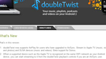 DoubleTwist upgrade features AirPlay support for more Apple / Android miscegenation