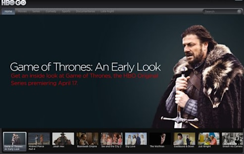Upcoming hbo go movies / Omegle video not working