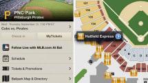 米MLB、ドジャースタジアムとペトコパークから iBeacon を設置。iOSとローカル位置情報を連動