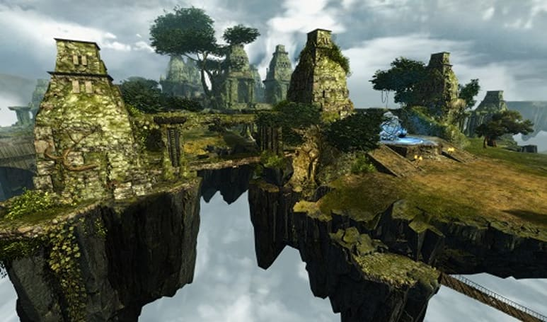 Guild Wars 2's Edge of the Mists content release goes live today