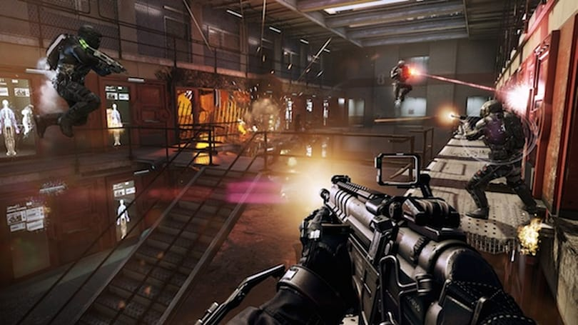 Call of Duty: Advanced Warfare scales up to 1080p on Xbox One