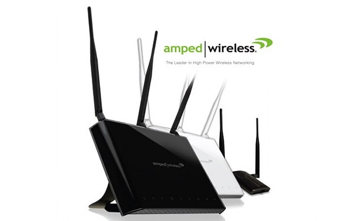 Amped Wireless announces a new range of 802.11ac high-powered WiFi routers