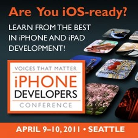 TUAW discount for Voices That Matter: iPhone Developers Conference