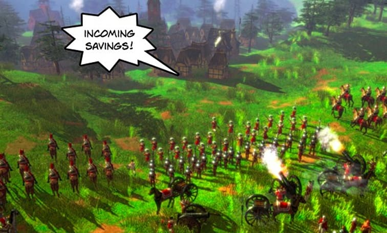 Age of Empires 3 collection advancing Sept. 15