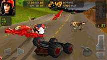 Carmageddon's once-banned violent antics are a surprisingly perfect fit for iPhone