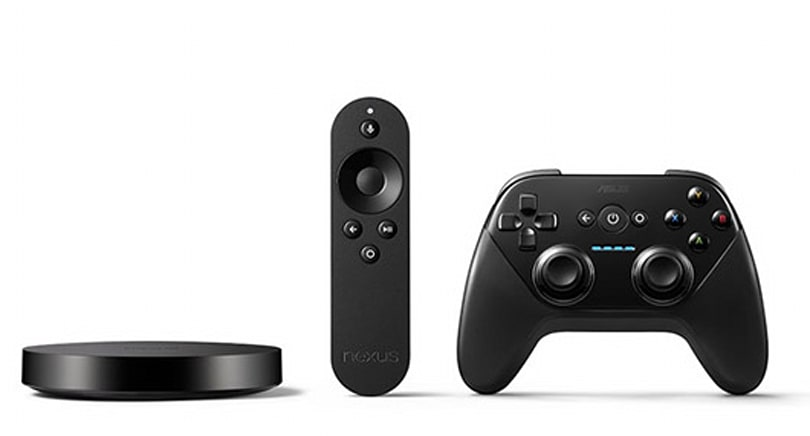 Google reveals $99 Nexus Player game console, controller