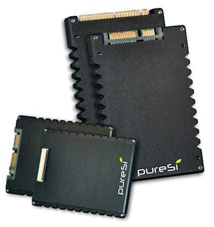 pureSilicon adds 256GB model to new Renegade R2 SSD range