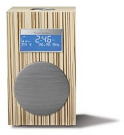 Tivoli Audio fails to deviate with Model 10 clock radio, still celebrates Tin anniversary