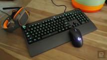羅技推出 Prodigy 系列遊戲滑鼠、鍵盤和耳機