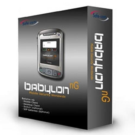 Babylon nG cellphone encryption launched