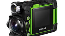 Olympus joins the action camera race with its Stylus TG-Tracker