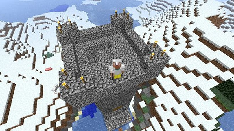 Minecraft sales pass seven million on PC