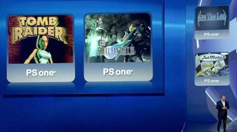 Sony Japan: PSOne classics coming to Vita in summer update, PlayStation 3 to get downloadable PS2 catalog later this month