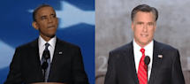 Obama, Romney get chiptuned in battle for presidential seat