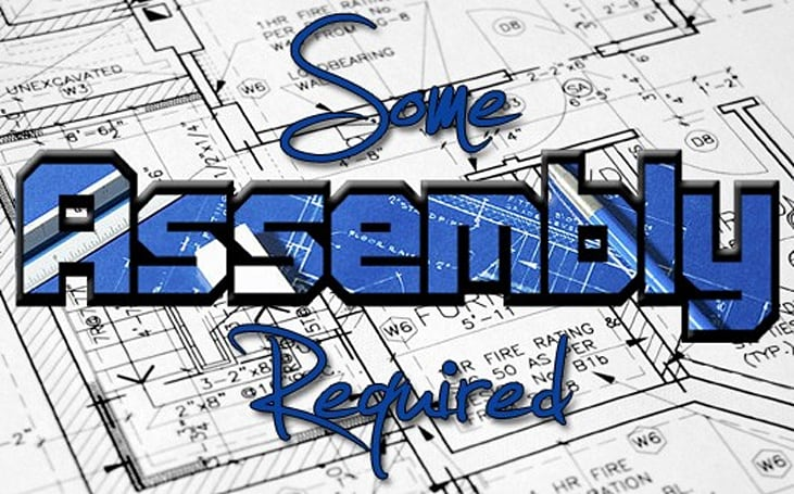 Some Assembly Required: The ultimate MMORPG