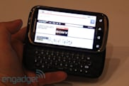 Motorola Cliq 2, first hands-on