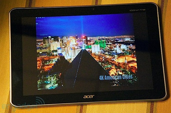 PSA: Acer Iconia Tab A700 shipping now