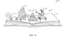 Google patents AR-based pop-up books