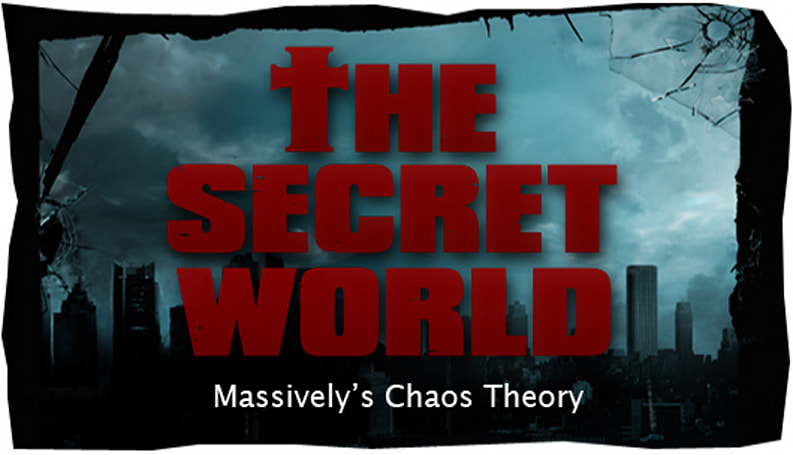 Chaos Theory: A Secret World lexicon