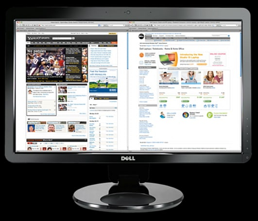 Purported Dell 23-inch SP2309 LCD monitor leaked, tasty specs and all