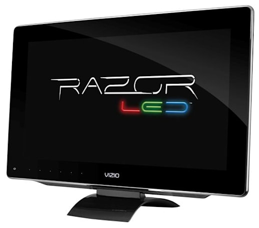 VIZIO brings the LED party to 19- and 23-inch models