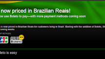 Steam now accepts Brazilian national currency via Boleto