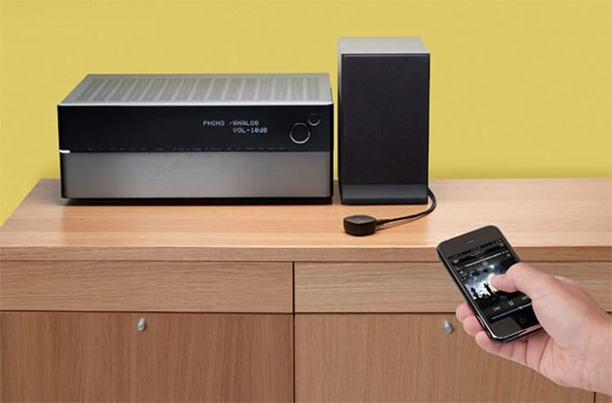 Belkin Bluetooth Music Receiver adds BT functionality to your 70s era home stereo