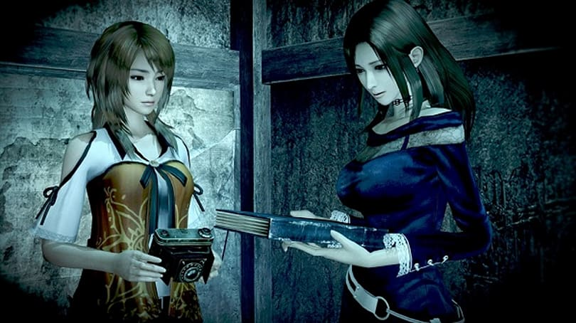 Forget photos, watch the Wii U's new Fatal Frame in action