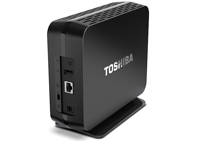 Toshiba's new drive could take the headaches out of networked storage
