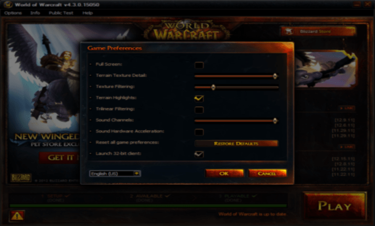 64-bit World of Warcraft game client now available for testing