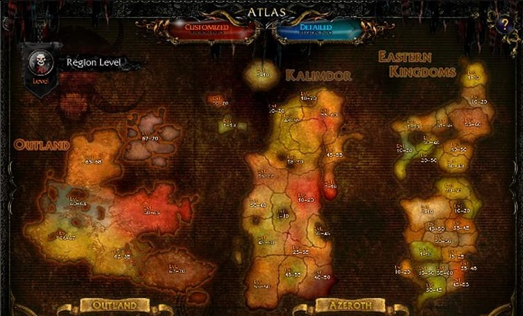 A Trip Down Memory Lane: Maps, guides and forums