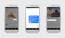 Send Facebook messages directly to businesses from ads