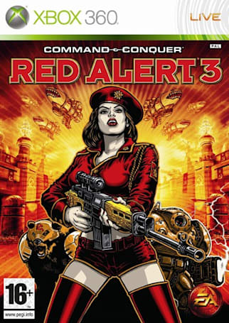 Engadget's recession antidote: win a copy of Red Alert 3 for Xbox 360!