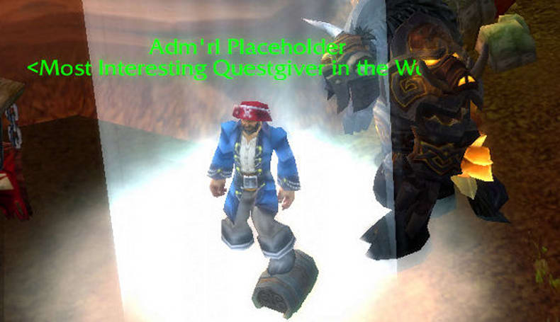 Mists of Pandaria Beta: Captain Placeholder gets a promotion