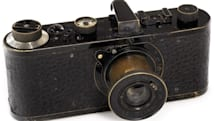 1923 Leica 0-series becomes world's most expensive camera, fetches $1.89 million at auction