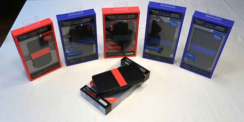 Tylt's Energi line of battery packs keeps your iOS devices running strong