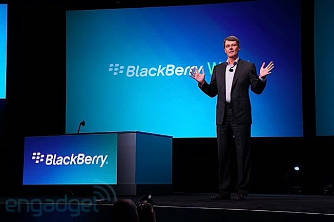 RIM's BlackBerry World keynote roundup: the OS, the hardware, everything else (video)