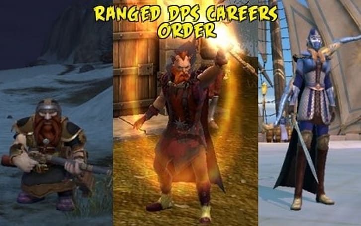 Massively goes to WAR: An overview of Ranged DPS careers for Order