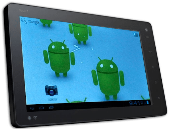 Ainovo's bargain Novo 7 ICS tablet ready to tickle US pockets?