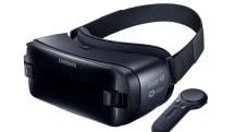 三星的 Gear VR 遥控器长这样
