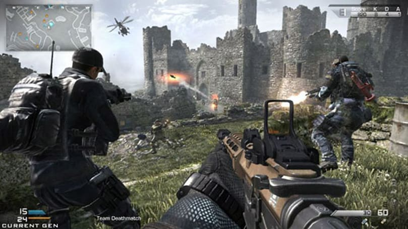 Call of Duty: Ghosts update improves Xbox 360 Broadcaster stability