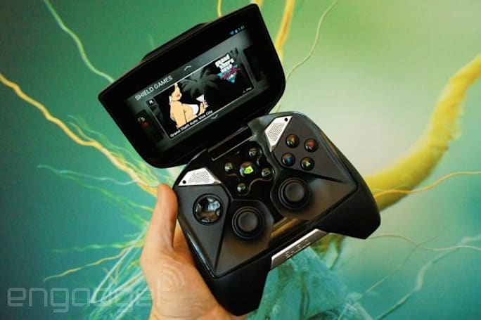NVIDIA's Shield now streams PC games to your TV in 1080p, has new control mapping capabilities