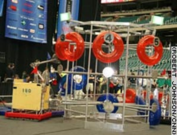 FIRST Robotics champion crowned, Dean Kamen elated