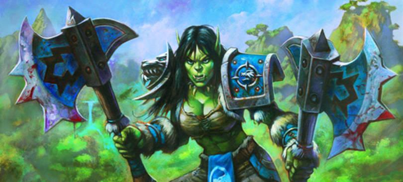 Know Your Lore: Draka, daughter of Kelkar