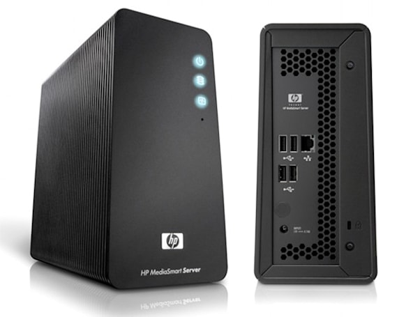 HP MediaSmart LX195 boasts 640GB HDD, 1.6GHz Atom, $400 MSRP