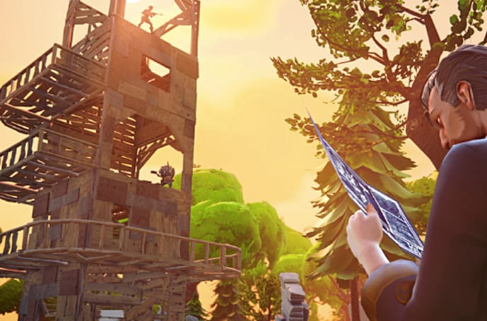 Epic issues Fortnite alpha invites