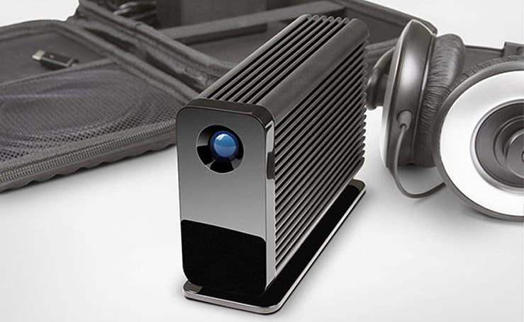 LaCie's hyper-fast 1TB Thunderbolt 2 disk now on sale for $1,300