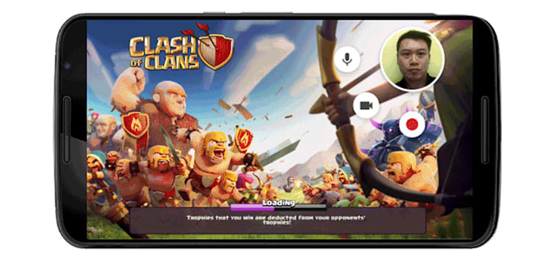 Google wants you to livestream Android games