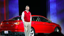 Ford CEO Alan Mulally's IFA keynote liveblog
