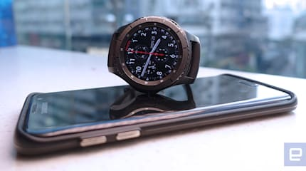 Samsung Gear S3 Frontier 評測:贏盡天時地利